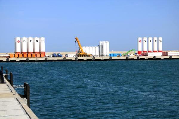 Erdoğan'ın bugün açıklayacağı müjde öncesi Filyos Limanı'nda hareketli anlar yaşanıyor