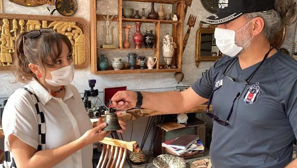 Hurdacı buldu, incelemeye alındı: Ayasofya'nın 2 bin yıllık çanı olduğu değerlendiriliyor