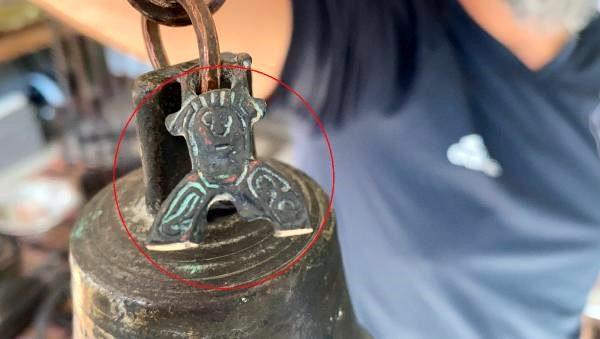 Hurdacı buldu, incelemeye alındı: Ayasofya'nın 2 bin yıllık çanı olduğu düşünülüyor