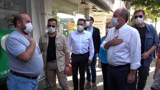 Muharrem İnce, Kılıçdaroğlu'nun 'erken seçim' çağrısını destekledi