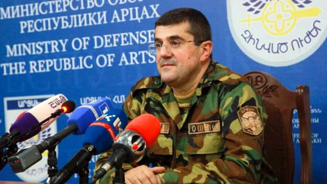 Dağlık Karabağ'ın sözde lideri Arayik Harutyunyan'ı korku sardı: Azerbaycan ordusu Şuşa'nın 5 km ötesinde