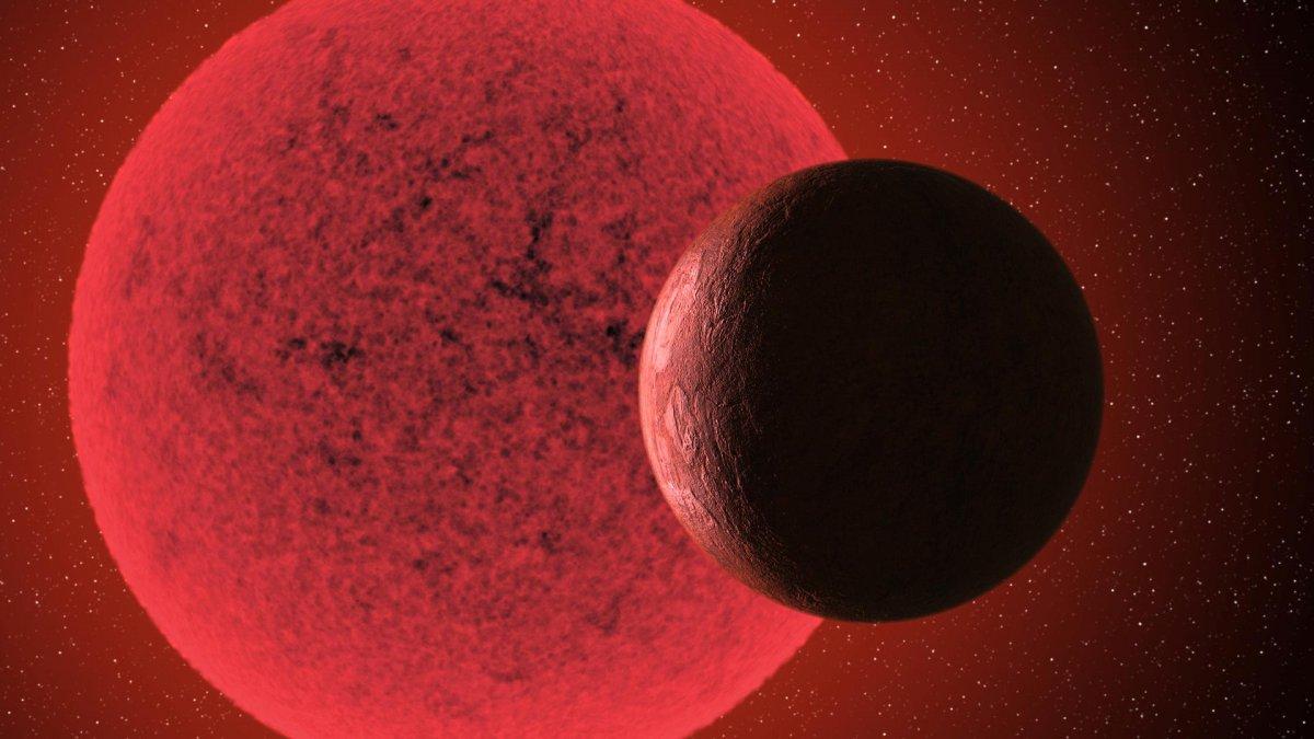36 ışık yılı uzakta yeni bir süper Dünya keşfedildi #1