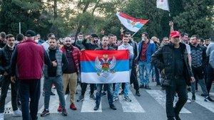 Srebrenitsa'daki soykırımı inkar eden bakan Karadağ'ı karıştırdı